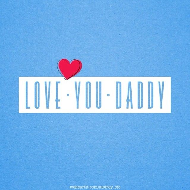 Love You Daddy Pictures, Photos, and Images for Facebook ...