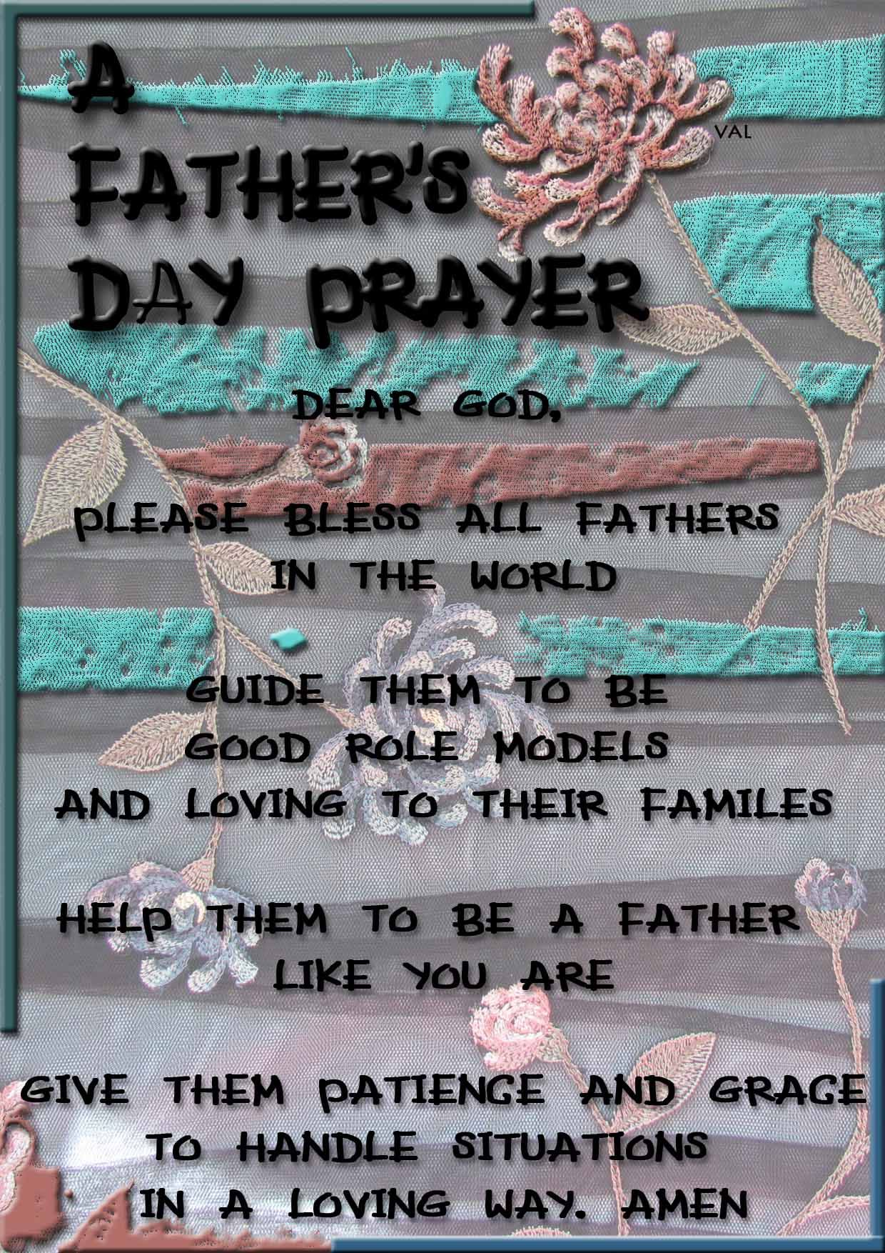 A Father's Day Prayer Pictures, Photos, and Images for Facebook ...