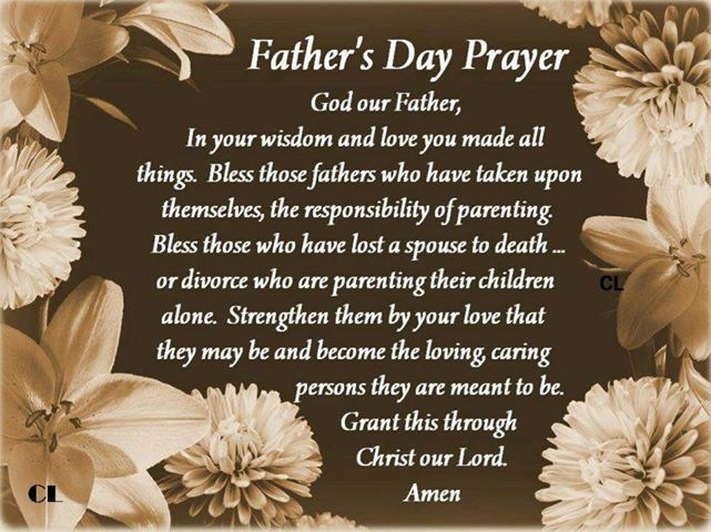 Father's Day Prayer Pictures, Photos, And Images For