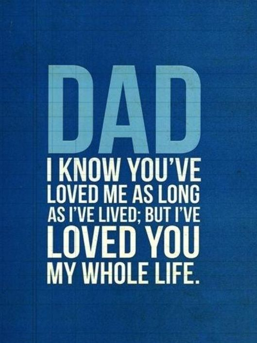 Dad And Daughter Quotes Wallpapers: Dad I've Loved You My Whole Life Pictures, Photos, And