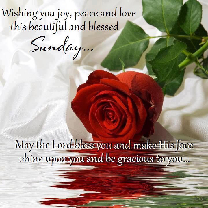 Wishing You Peace And Love This Sunday... Pictures, Photos