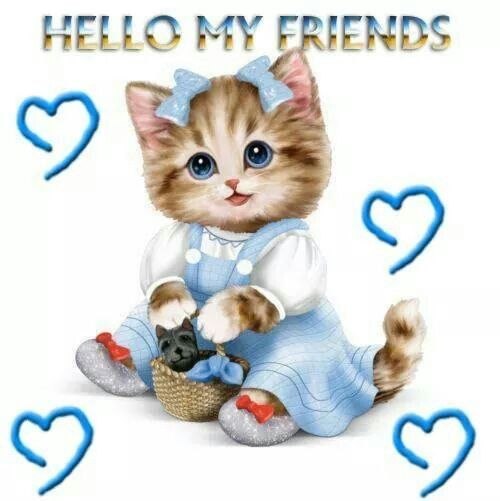 hello my friends pictures photos and images for