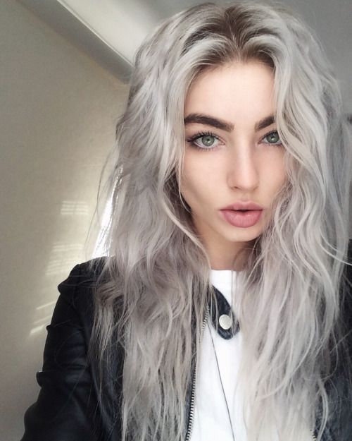 Gray Wavy Hair Pictures Photos And Images For Facebook Tumblr