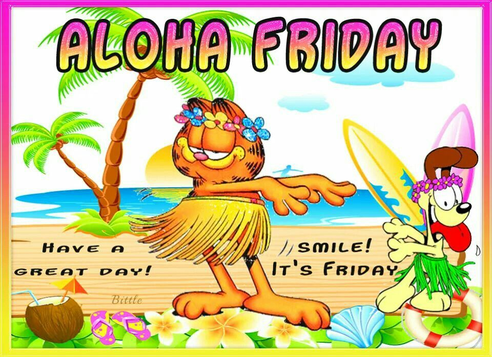 Aloha Friday Pictures, Photos, and Images for Facebook ... Good Morning Happy Monday Quotes