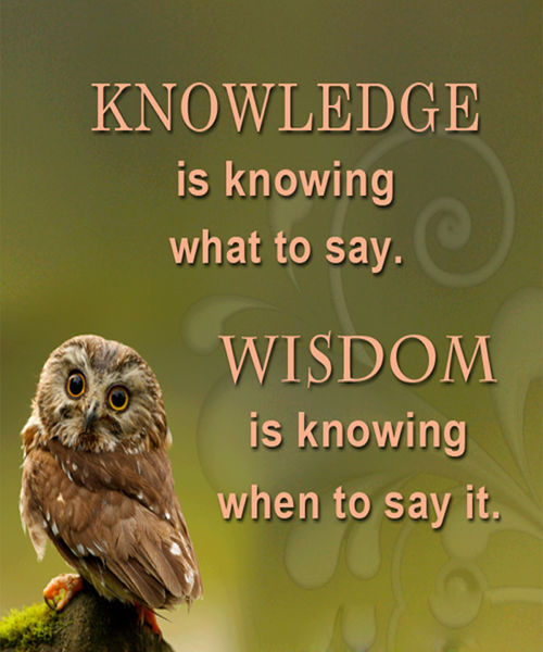 Knowledge And Wisdom Pictures, Photos, and Images for ...
