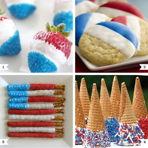 easy fourth of july desserts pictures photos and images