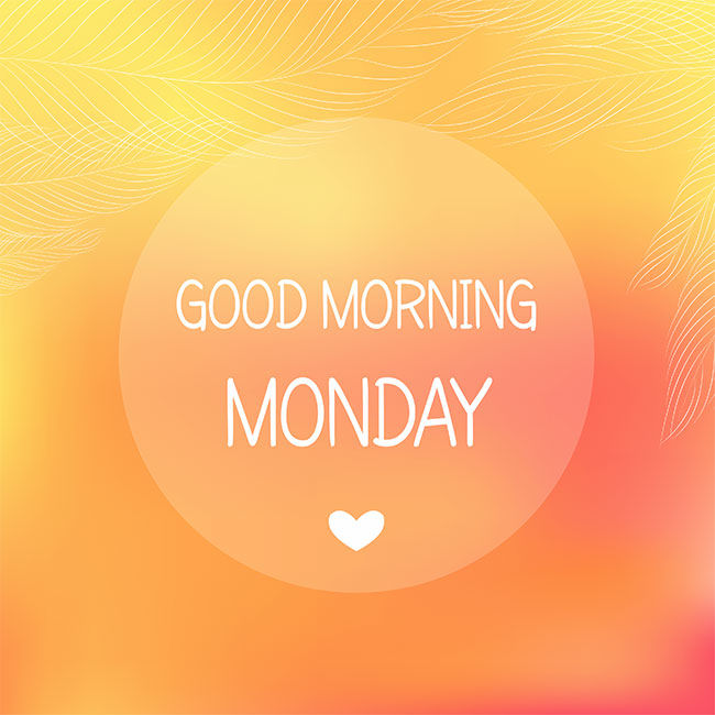 Beautiful Good Morning Monday Blessings Quote Pictures ... |Monday Morning Graphics
