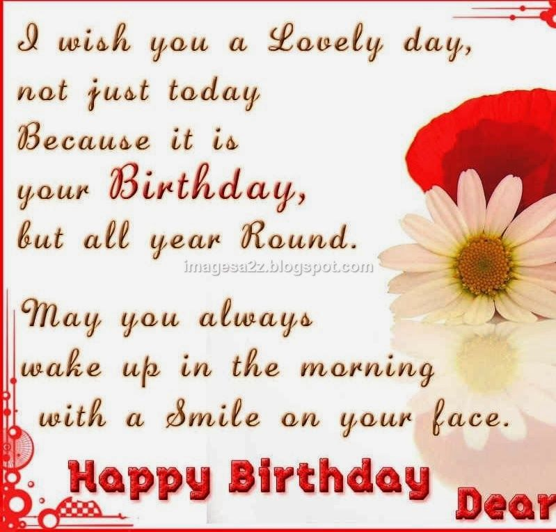 Happy Birthday Message Dear ~ Happy birthday dear pictures photos and images for facebook tumblr pinterest twitter