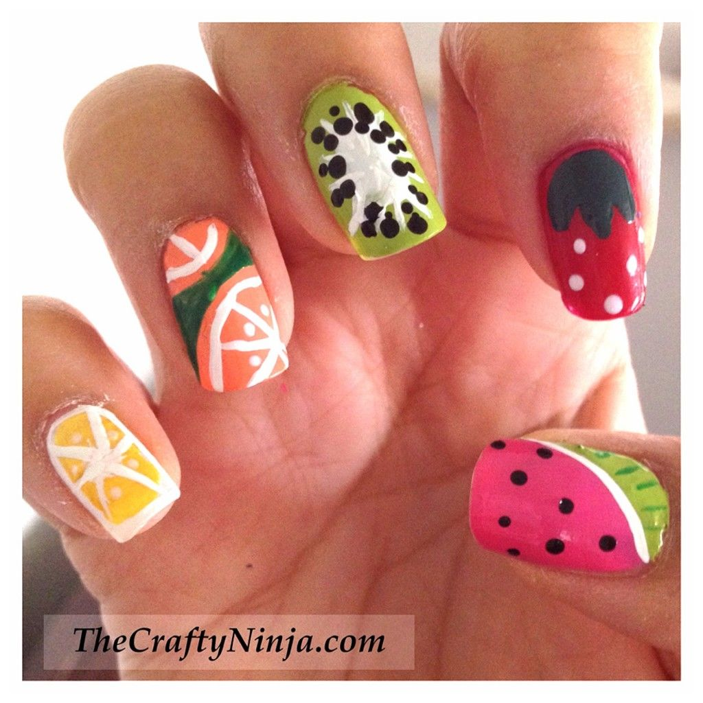 Fruit Nails Pictures, Photos, and Images for Facebook, Tumblr ...