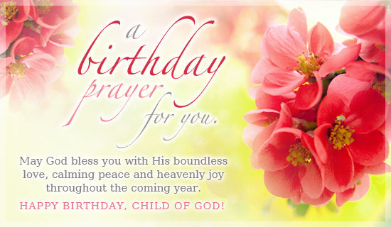 A Birthday Prayer For You Pictures, Photos, and Images for ...