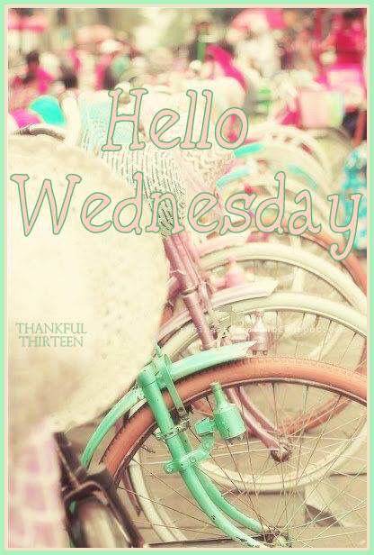 Hello Wednesday Vintage Bikes Pictures, Photos, and Images