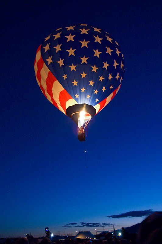 Flag Hot Air Baloon Pictures Photos And Images For