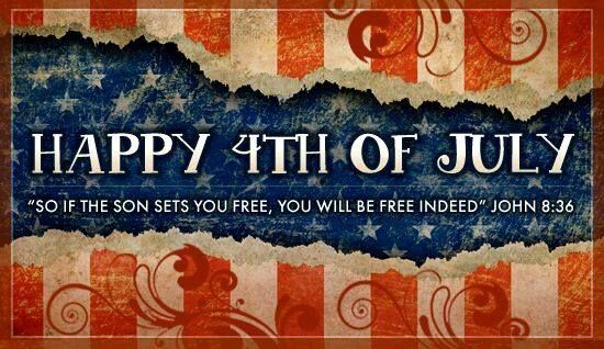 Happy 4th Of July Bible Quote Pictures, Photos, And Images