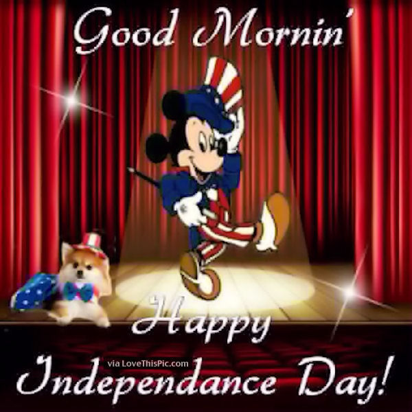 Happy independence day good morning hd images