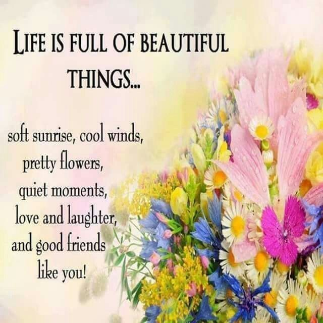 Life Is Full Of Beautiful Things Pictures Photos And Images For