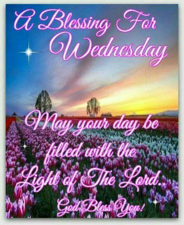A Blessing For Wednesday Pictures Photos And Images For