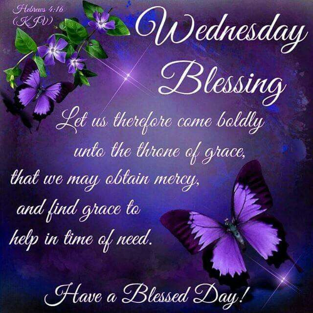 Wednesday Blessing Pictures Photos And Images For