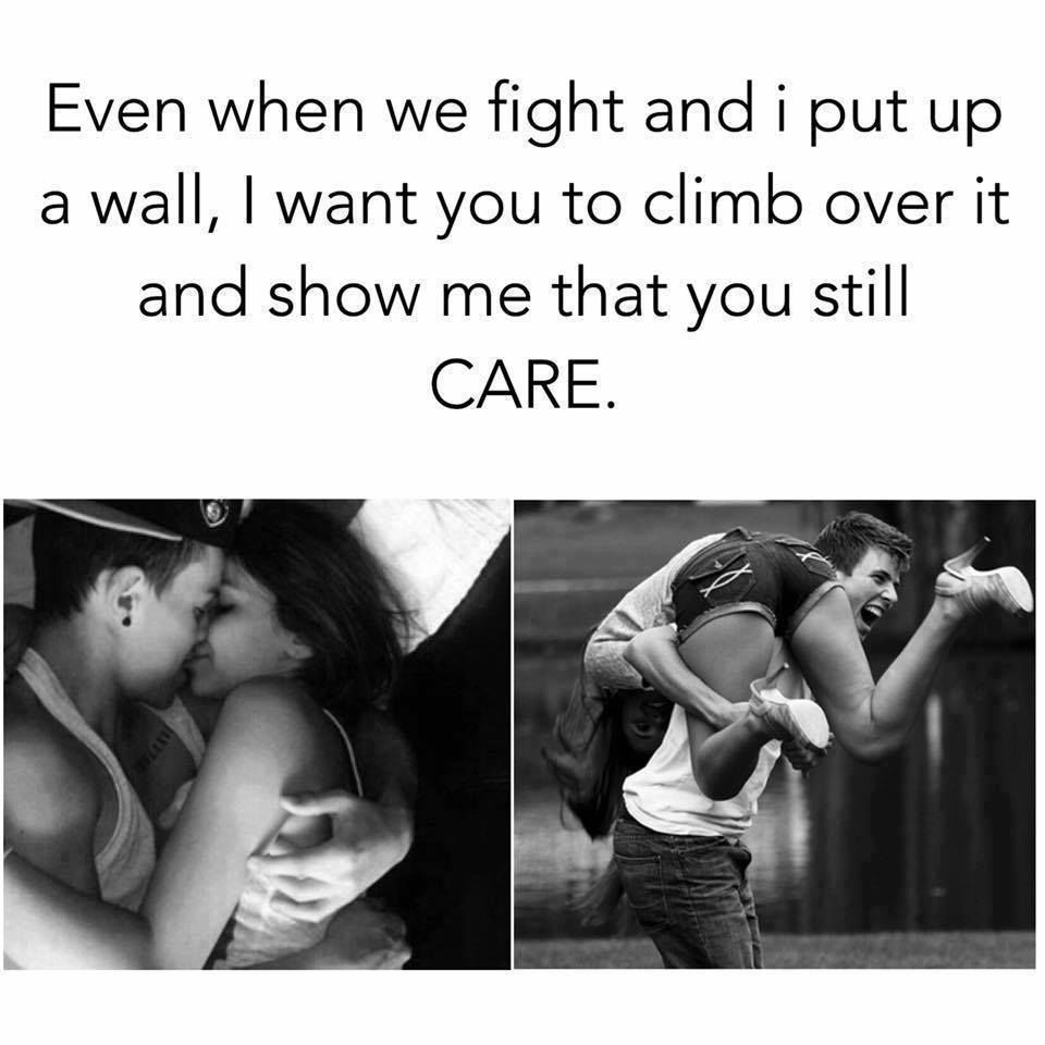 Quotes About Friendship Fights Even When We Fight I Just Want You To Show You Care Pictures