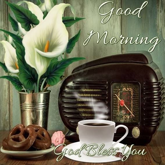 Good Morning Coffee God Bless You Pictures Photos And