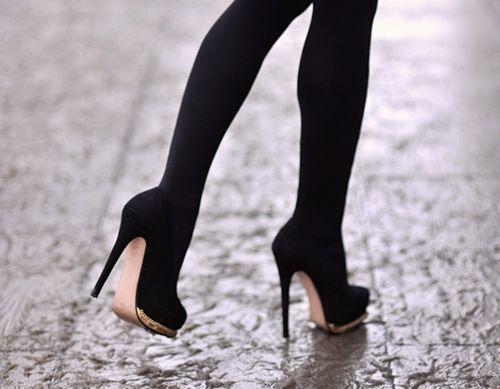 Stocking Heels Pics