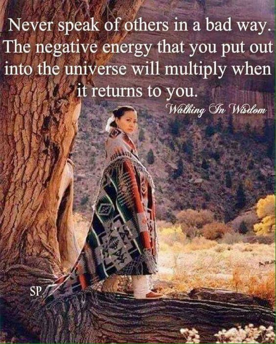 Good Morning Universe Quotes : Negative energy pictures photos and images for facebook