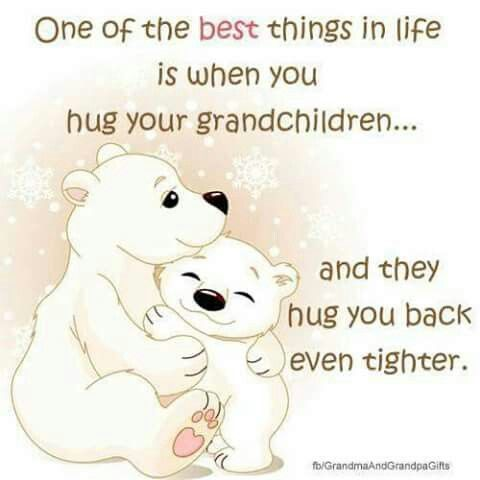 One Of The Best Things In Life Is When You Hug Your