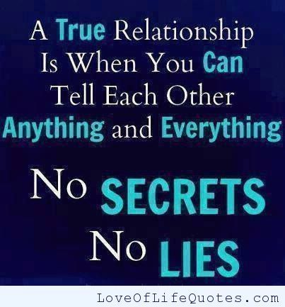 True Relationship Quotes A True Relationship Is When You Can Tell Each Other Anything And  True Relationship Quotes