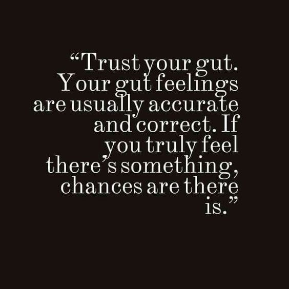 Trust Your Gut Pictures, Photos, and Images for Facebook ...