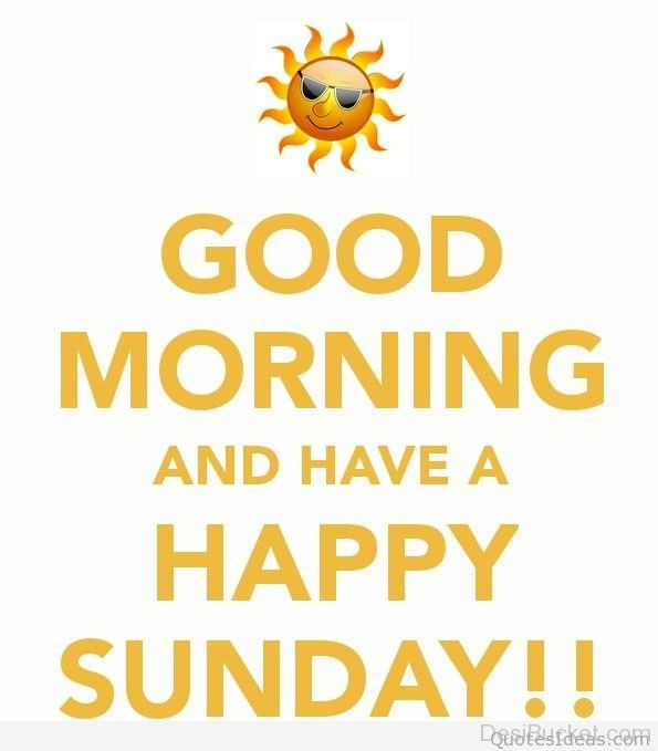 Good Morning Happy Palm Sunday : Good morning and have a happy sunday pictures photos