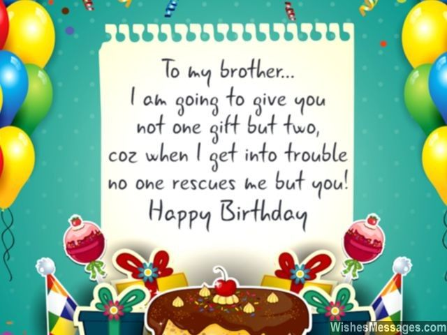 To My Brother Happy Birthday Pictures Photos And Images For