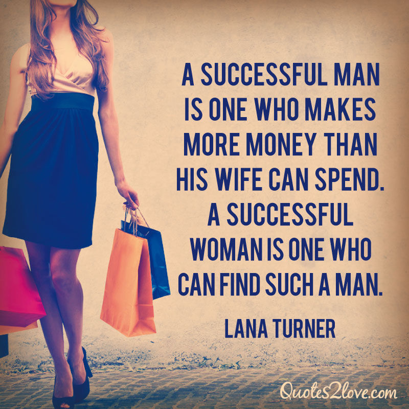 where to find a successful man