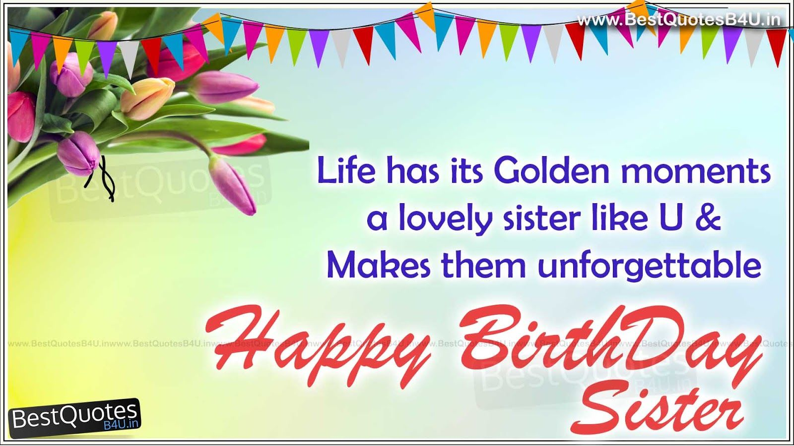 Pictures of Happy Birthday Sister Graphics For Facebook - #rock-cafe
