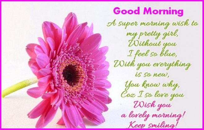 Good Morning, Keep Smiling Pictures, Photos, and Images