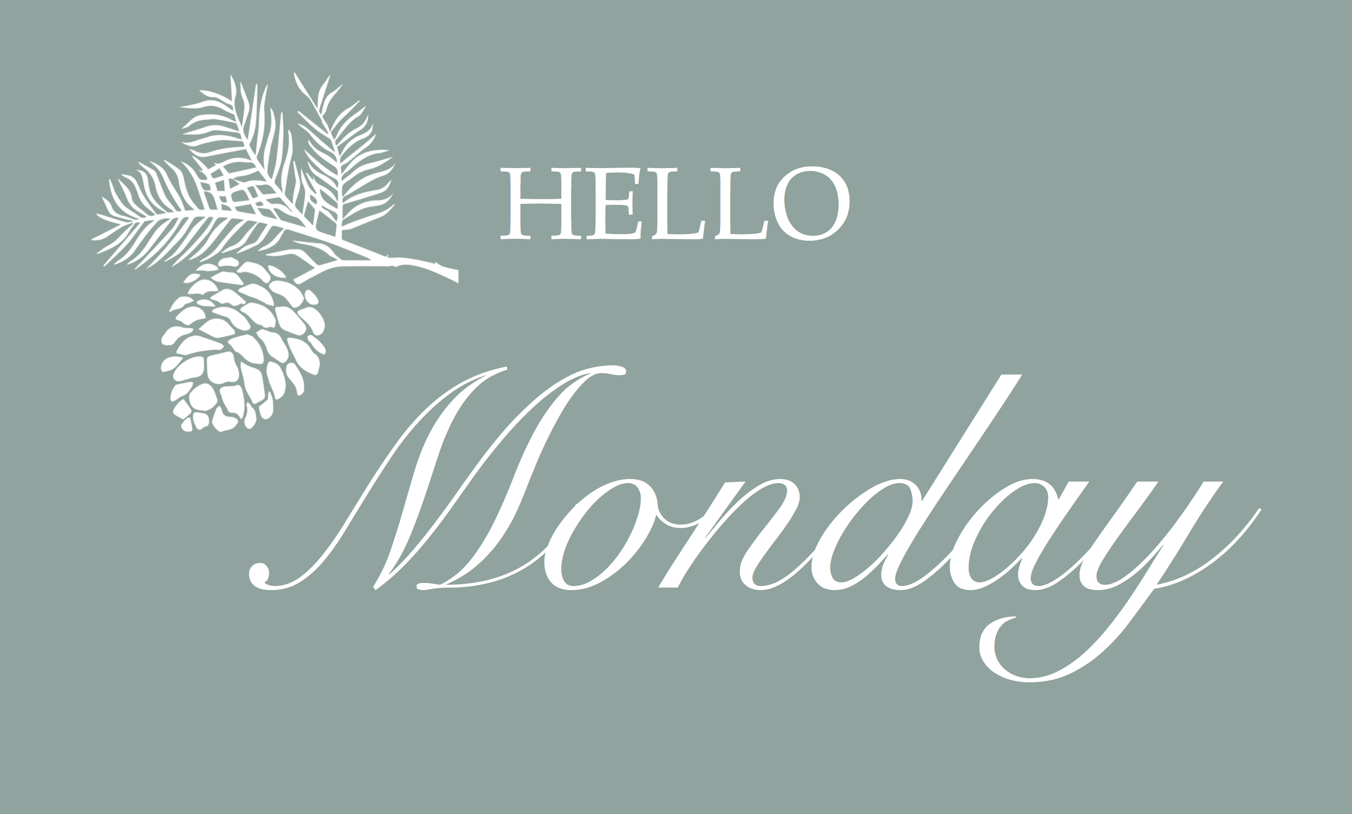 hello monday pictures  photos  and images for facebook  tumblr  pinterest  and twitter