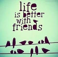 Quotes About Friendship And Life Pleasing Life Is Better With Friends Pictures Photos And Images For
