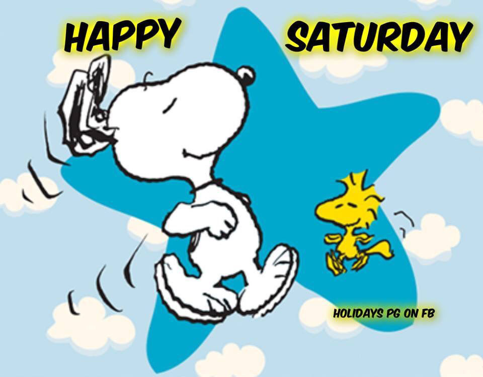 snoopy happy saturday pictures photos and images for facebook tumblr pinterest and twitter