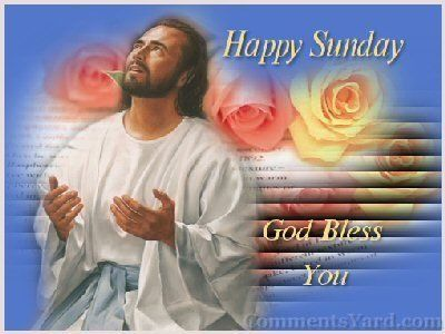 Happy Sunday, God Bless You Pictures, Photos, and Images