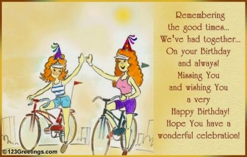 happy birthday hope you have a wonderful celebration