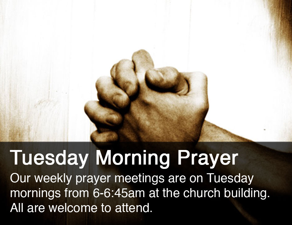 Tuesday Morning Prayer Pictures, Photos, and Images for