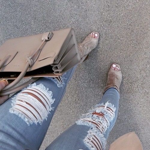Pinterest Ripped Jeans