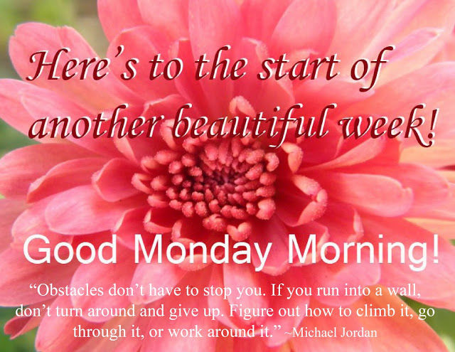 Good Morning Monday Quotes For Someone Special: Good Morning Monday Pictures, Photos, And Images For