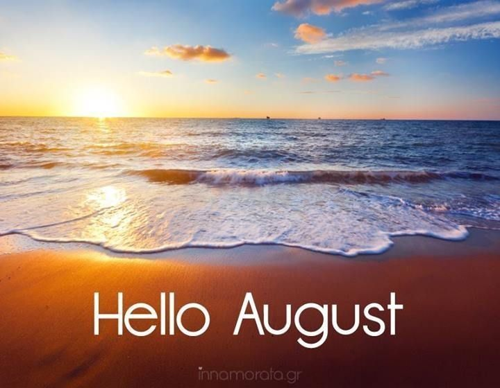 Attractive Hello August Pictures, Photos, And Images For Facebook, Tumblr, Pinterest,  An