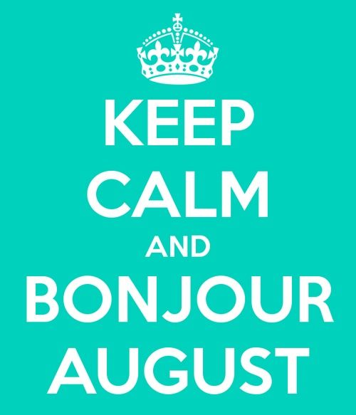 Bonjour August Pictures Photos And Images For Facebook