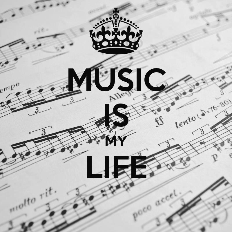 Musical Love Quotes: Music Is My Life Pictures, Photos, And Images For Facebook