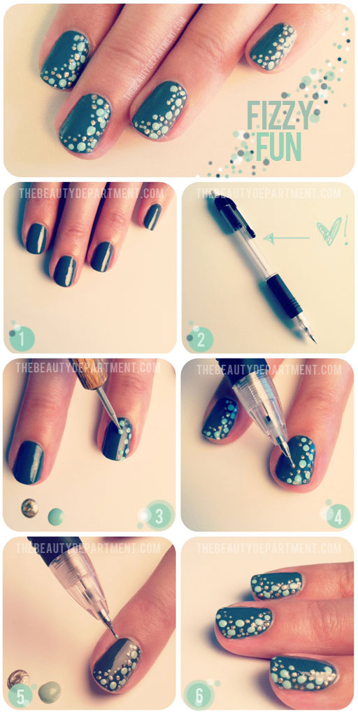 Fizzy Fun Nail Art Pictures, Photos, and Images for Facebook, Tumblr ...
