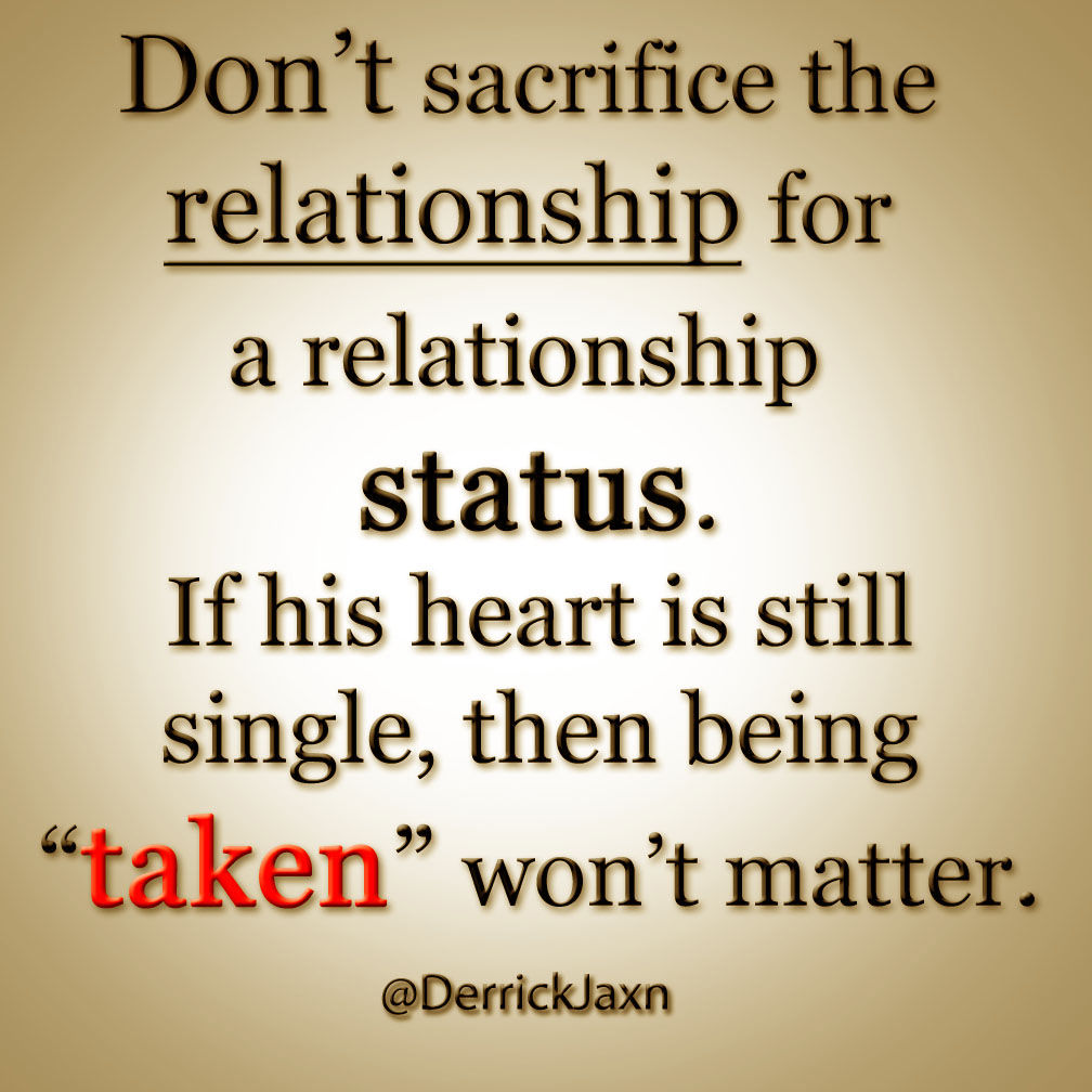 friendship and relationship status sayings