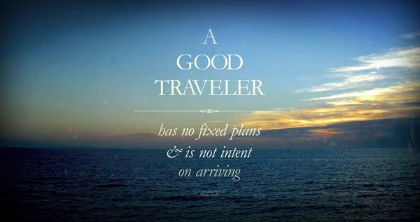 A Good Traveller Pictures Photos And Images For Facebook