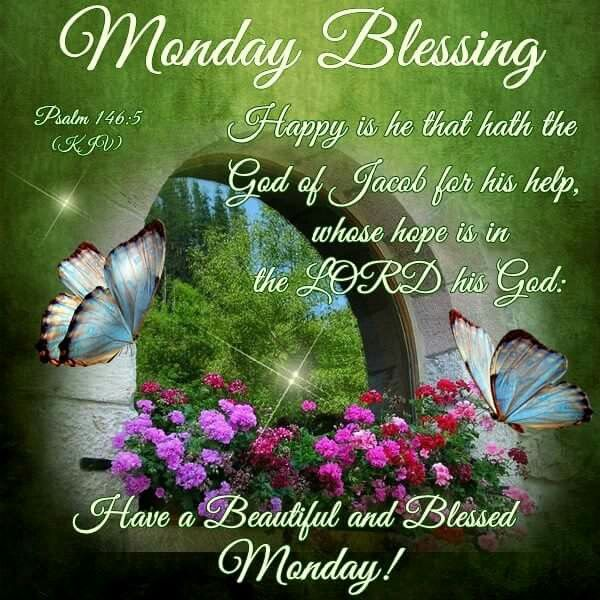 Monday blessing pictures photos and images for facebook - Monday blessings quotes and images ...
