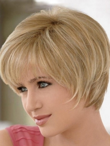 Short Blonde Cut Pictures Photos And Images For Facebook