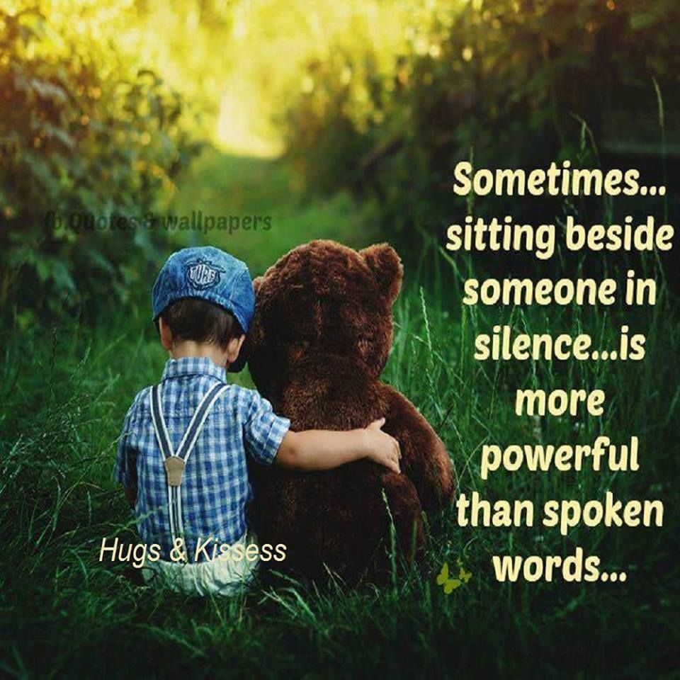 Beautiful And Heart Touching Cation For Facebook: Sitting Beside Someone Pictures, Photos, And Images For